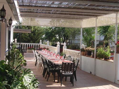 Terrasse Villa kmpr.